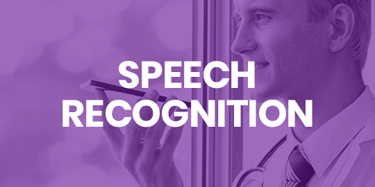 Learn more about Speech Recognition